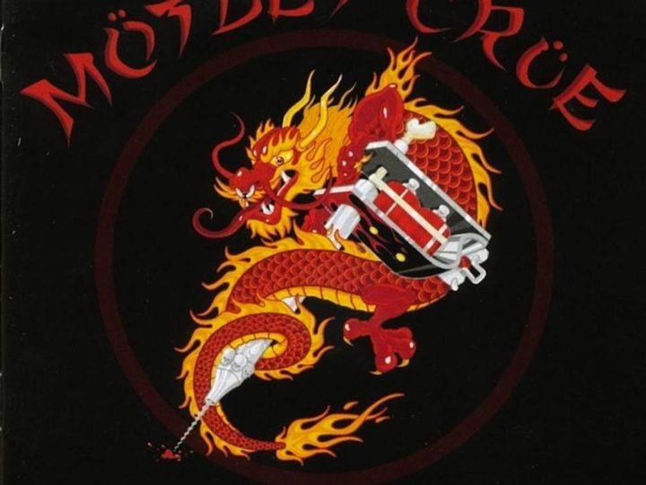 Motley Crue – New Tattoo