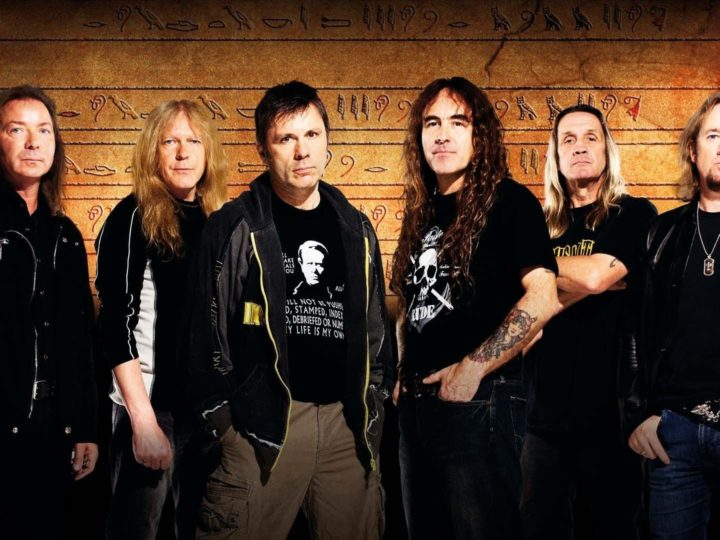 Iron Maiden – From Here To Eternity