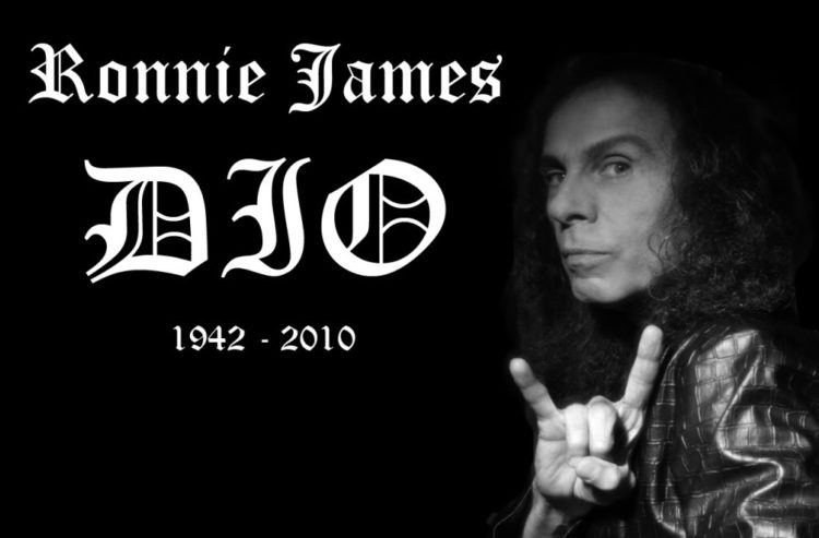Ronnie James Dio – In Memory Of