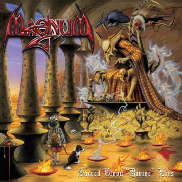 "Magnum – Sacred Blood, ""Divine"" Lies"