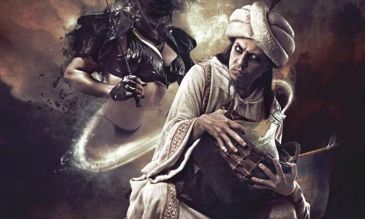 Pain, lyric video di 'Black Knight Satellite'
