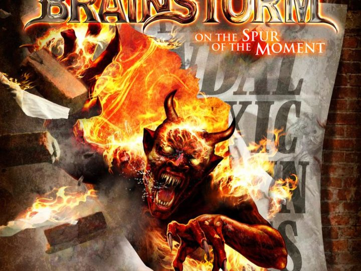 Brainstorm – On The Spur Of The Momen