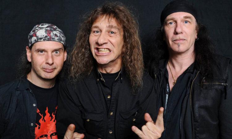 Anvil, inseriti nella Hall Of Heavy Metal History