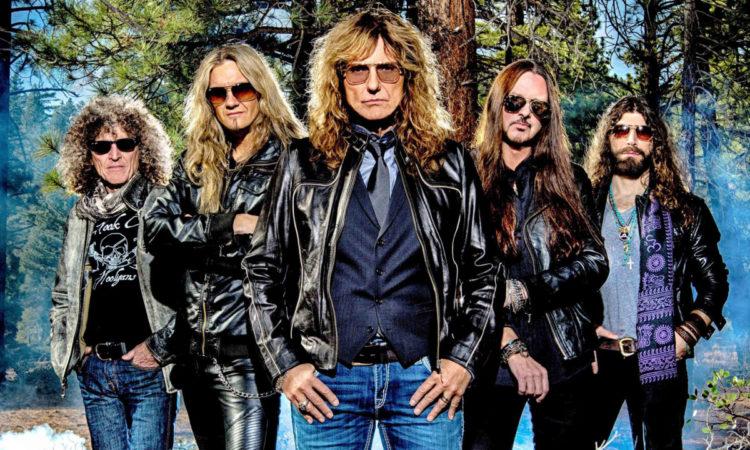 Whitesnake, previously unreleased video di 'Sail Away'