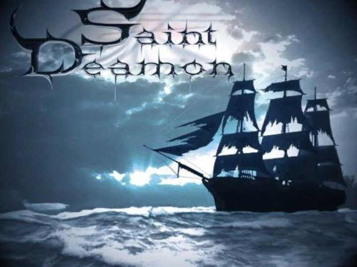 Saint Daemon – In Shadows Lost From The Brave