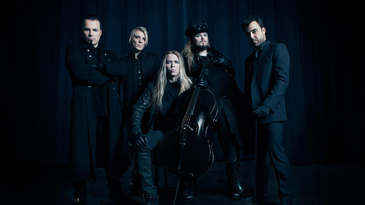 Apocalyptica – The Classical Sound