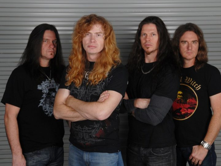 Megadeth – Shadow Of Death