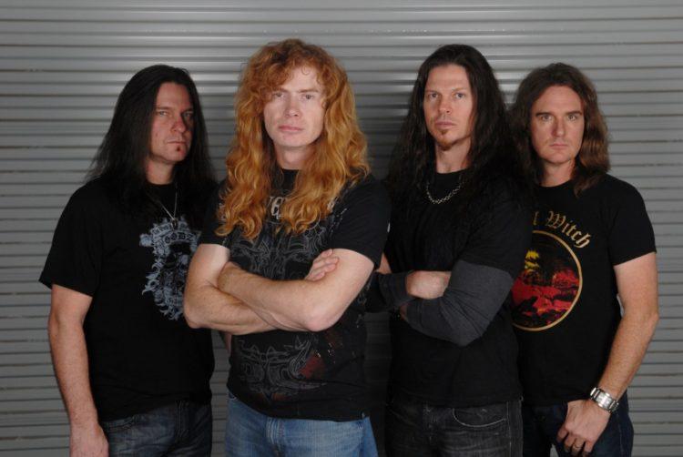 Megadeth – Shadow Of Death