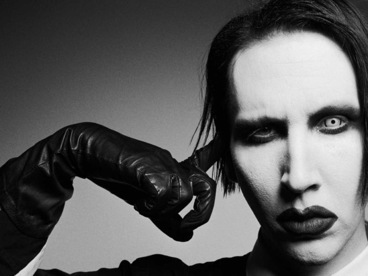 Marilyn Manson – I'm not bad, I'm just drawn that way