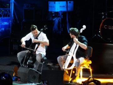 2Cellos @Arena Di Verona – Verona (VR), 11 maggio 2016