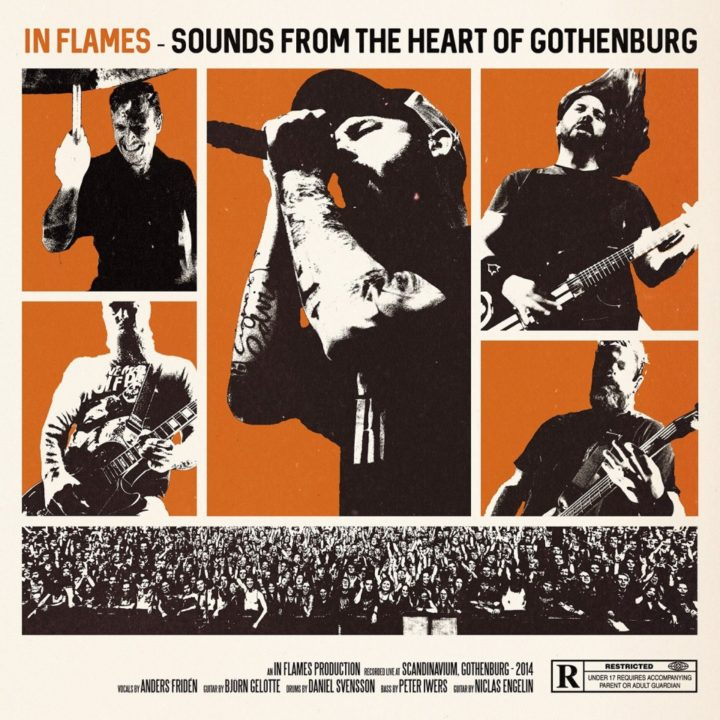 In Flames – Sounds From The Heart Of Gothenburg