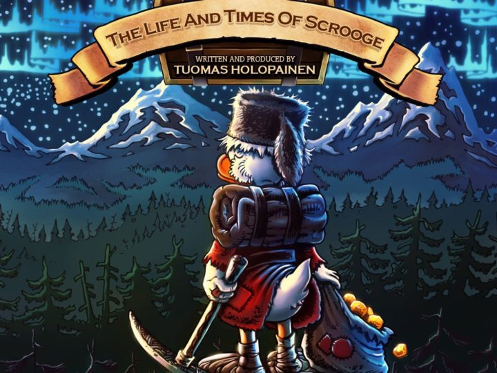 Tuomas Holopainen – The Life And Times Of Scrooge (Music Inspired by)