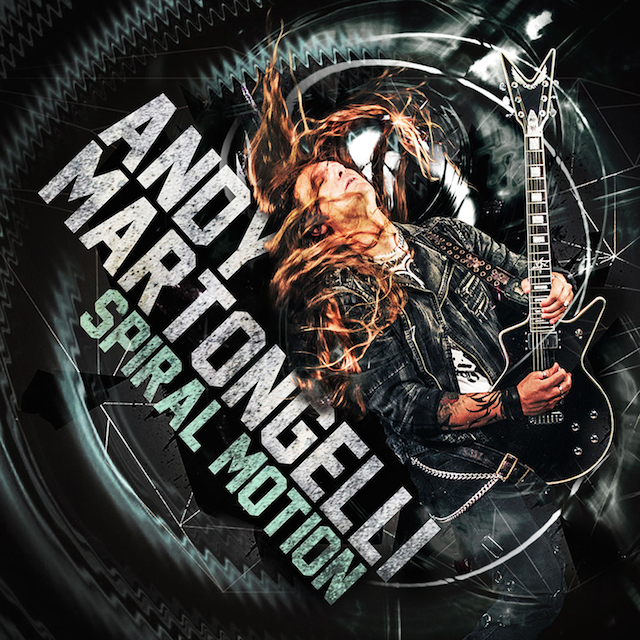 Andy Martongelli – Spiral Motion