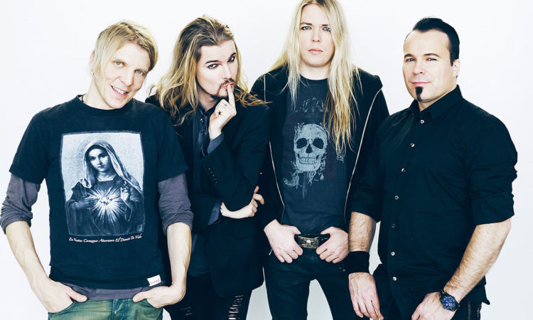 Apocalyptica, video di 'Seek And Destroy' dall'Hellfest