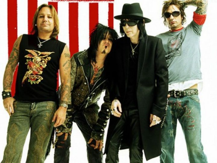 Motley Crue – Mutherfucker of the Year