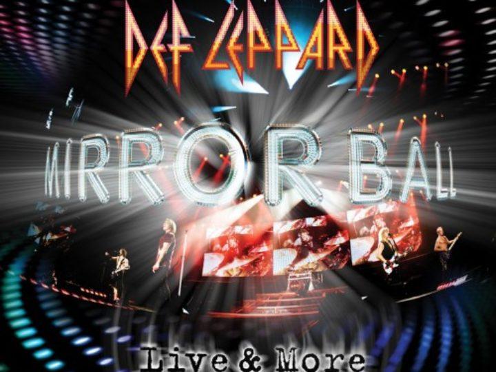 Def Leppard – Mirrorball