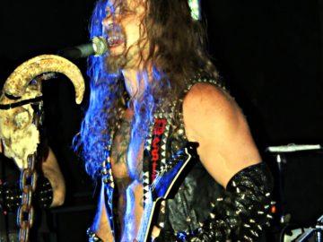 Deströyer 666 + Sudden Death + Tales of DeliriÄ + Bibliopegia Antropodermica + Implodead @ Demodé, Modugno (Ba),   23 Settembre 2016