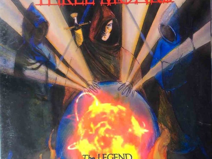 Three Monks – The Legend of the Holy Circle