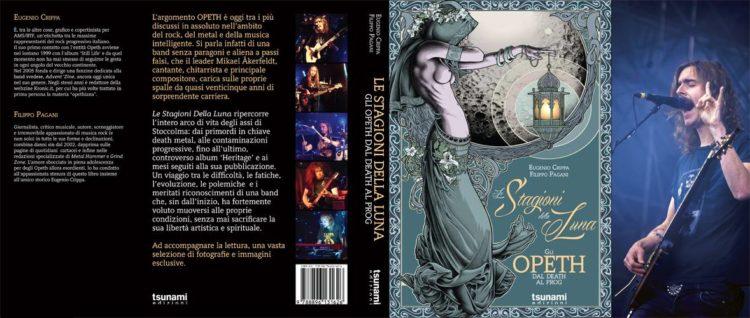 The Library (3) – 'Le Stagioni della Luna': Viaggio esclusivo nella biografia degli Opeth attraverso le parole del coautore Eugenio Crippa