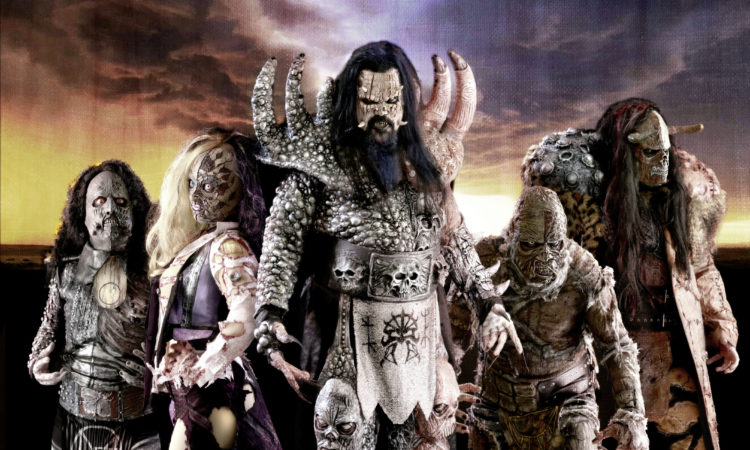 Lordi, il video di 'Hug You Hardcore'