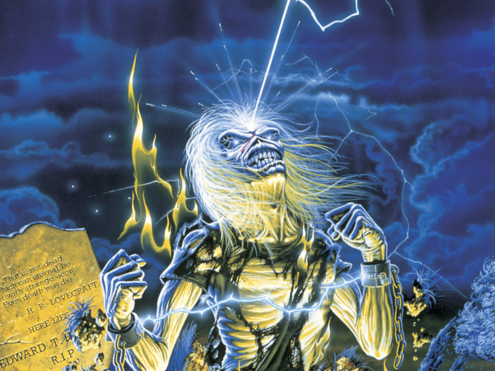 Iron Maiden – Live After Death