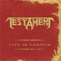 Testament – Live In London