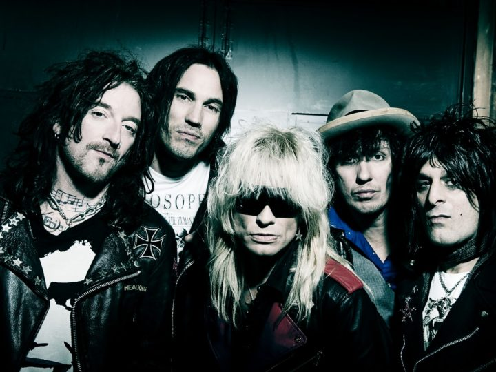 Michael Monroe – Rock'n'Roll Degeneration