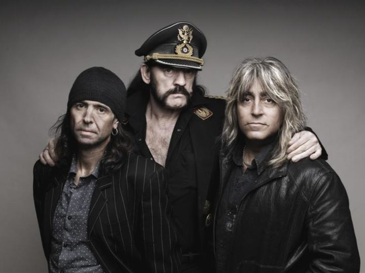 Motorhead – Ridin' With The Driver