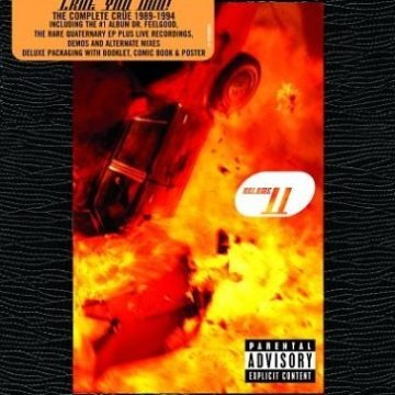 Motley Crue – Music To Crash Your Car To Volume II
