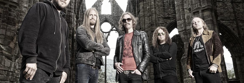I migliori dieci dischi degli Opeth secondo Metal Hammer