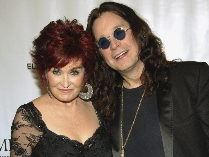 Ozzy e Sharon Osbourne, fanno la pace.