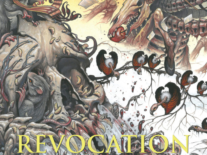 Revocation – Great Is Our Guilt