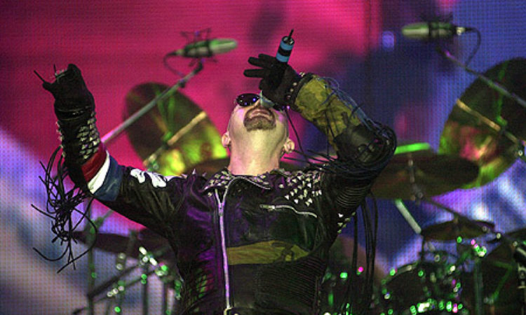 """Judas Priest, Rob Halford """"Il mio momento in stile George Michael"""""""
