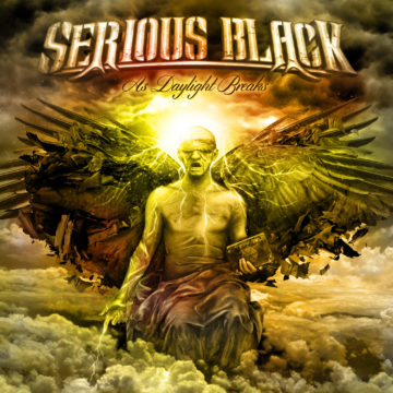 Serious Black –  As Daylight Breaks