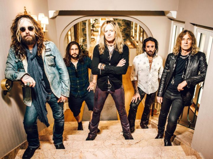 The Dead Daisies – All In The Name Of Rock!