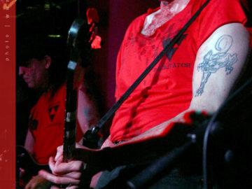 Carnivore + Raging Speedhorn @ Spazio 2011- Torino, 7 dicembre 2007
