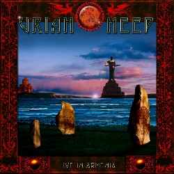 Uriah Heep – Live in Armenia