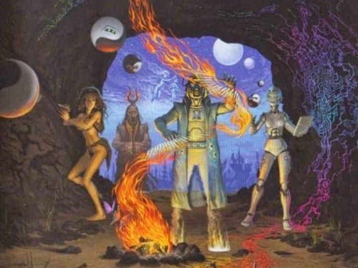 Victor Peraino's Kingdom Come – Journey in Time