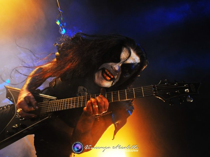 Abbath – Ashes Of The Damned
