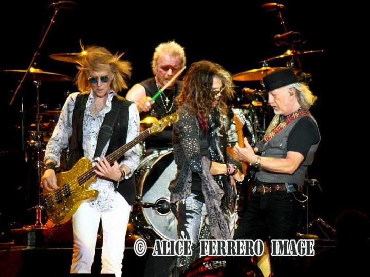 Aerosmith, una data in Italia a giugno