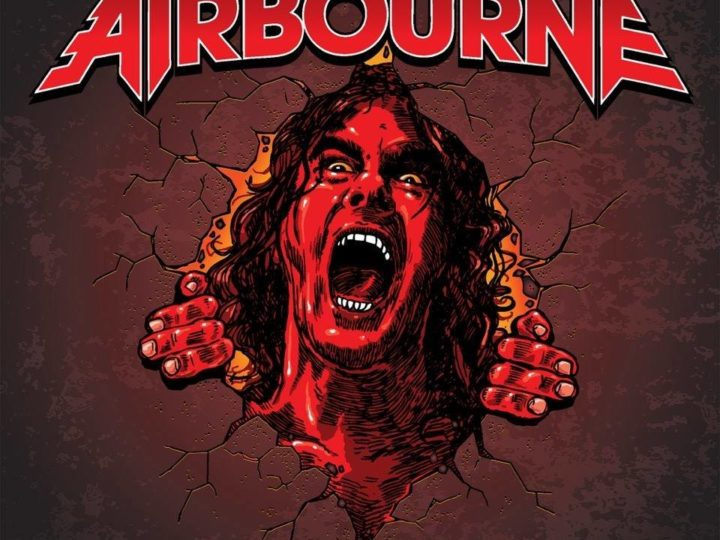 Airbourne – Breakin' Outta Hell