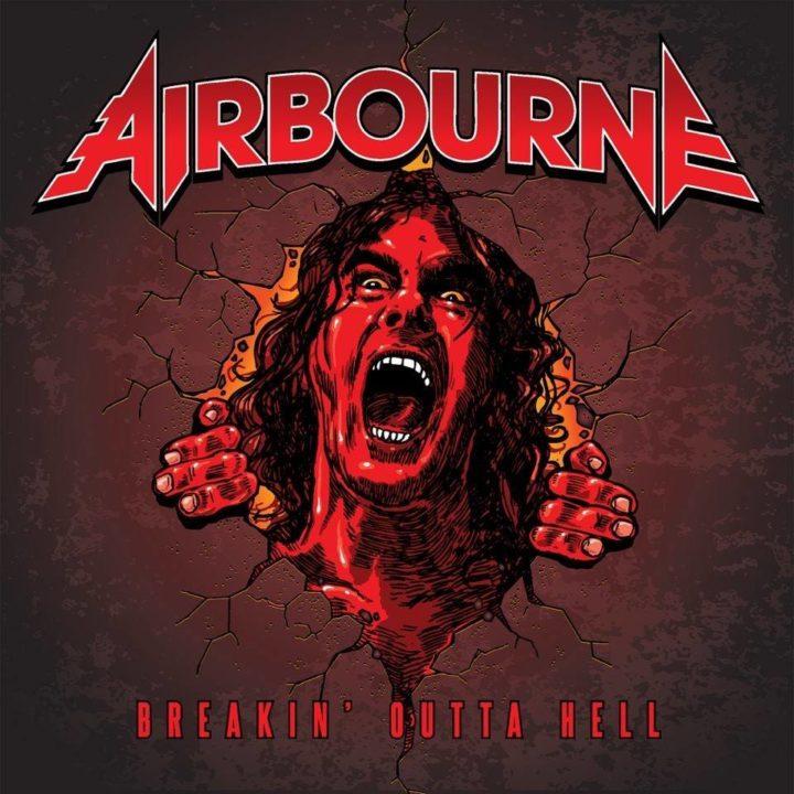 Airbourne – Breakin' Outta Hell