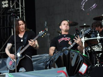 Aerosmith + Alter Bridge + Extreme @ Fiera – Rho (MI), 25 giugno 2014