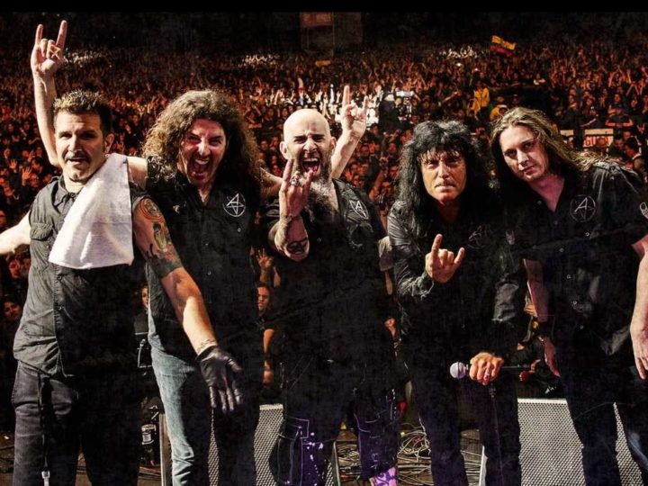Anthrax – South America Assault