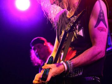 Anvil @Audiodrome- Moncalieri (TO), 27 novembre 2014