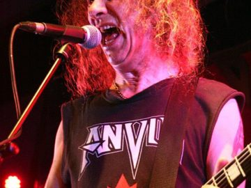 Anvil @Audiodrome- Moncalieri (TO), 27 novembre 2014