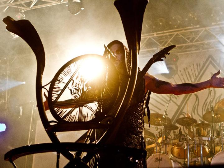 Behemoth, video live ufficiale per 'Messe Noir'