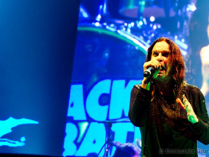 """Ozzy Osbourne, """"Non suonerò più con i Black Sabbath"""""""