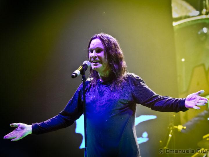 Ozzy Osbourne, cancellato lo show al Download Festival in Giappone