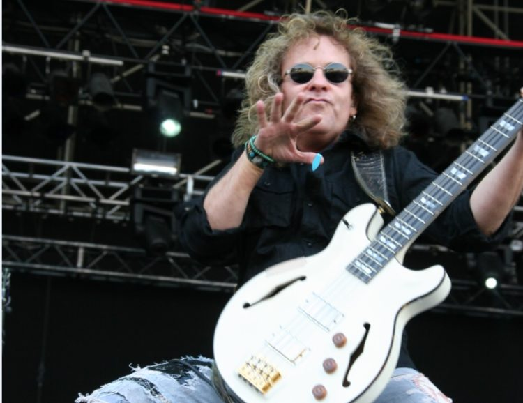 Jack Blades – Back In The Game